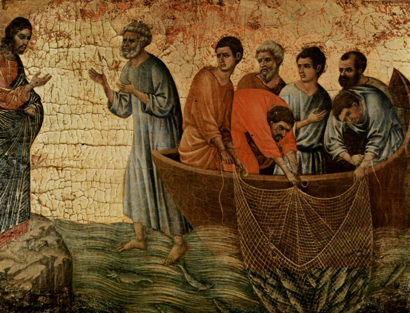 Duccio resurection